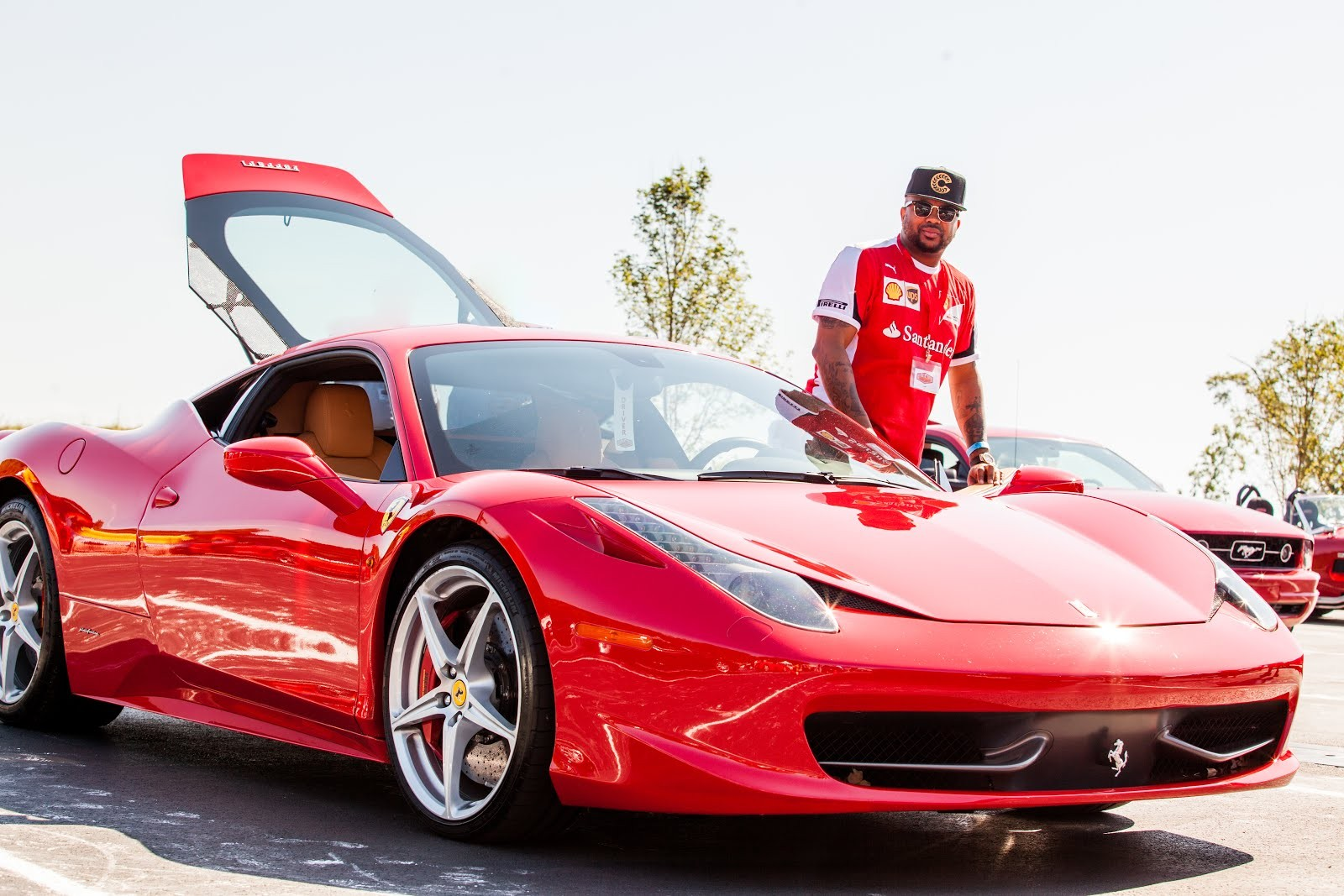 Ferrari Maserati of Atlanta 10th Annual Rides to Remember Private Charity Event