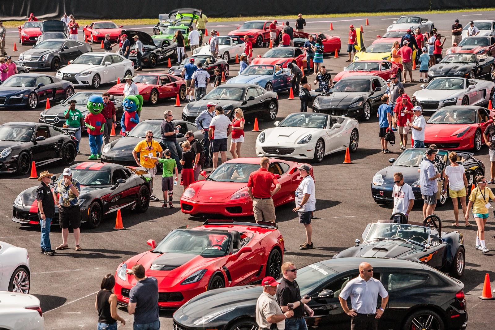 Ferrari Maserati of Atlanta's 11th Annual Rides to Remember Private Charity Event
