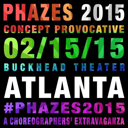Phazes Of Love Dance + Benefit Concert at Buckhead Theater | 2.15