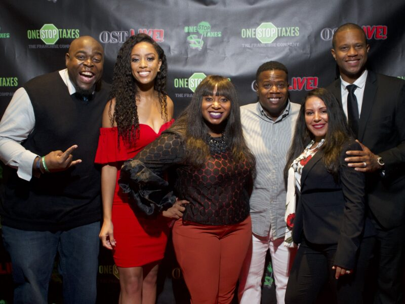 "ONE STOP Taxes Introduces the OST LIVE Conference for Entrepreneurs with Millennial Money Expert Ash ""Cash"" Exantus, 11Alive's Francesca Amiker, Yung Joc & More"