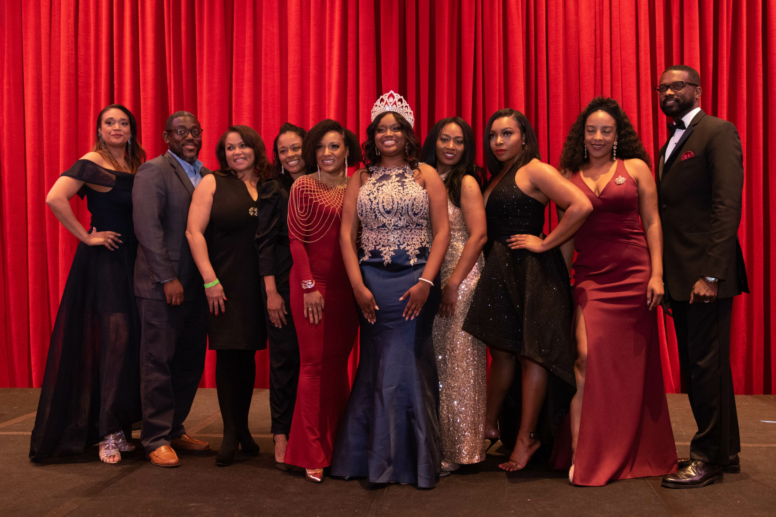"American Idol's Latoya London, The Real Black Santa & More Join Georgia Whirl Productions' for the Inaugural ""Miss Black America Atlanta Pageant"""